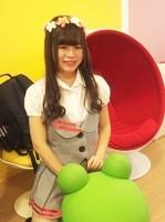 【整形前】地下アイドルとして活動する尾上七海さん/『第4回整形シンデレラオーディション』グランプリ