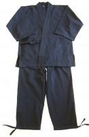 函館少年刑務所『マル獄シリーズ』の刺し子作務衣