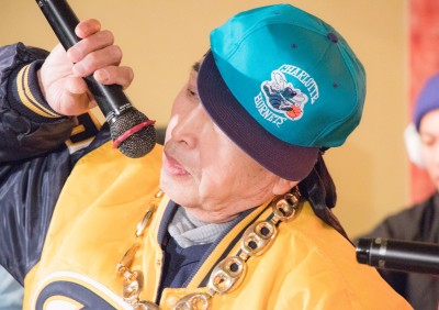 ガンゼさん(81歳)