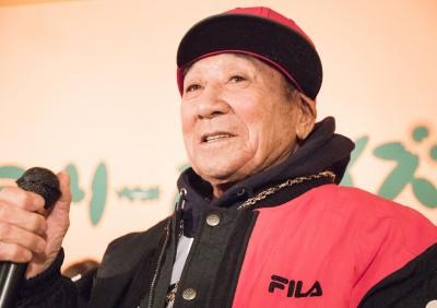 コンブアッペカッチャさん(93歳)