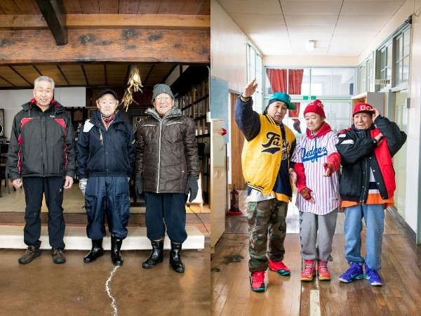 本業は漁師のおじいちゃん3人組が地元PRのためにラッパーデビュー!