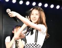 岩立沙穂=AKB48『僕の夏が始まる』公演 公開ゲネプロより (C)ORICON NewS inc.