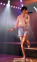 浅井七海=AKB48『僕の夏が始まる』公演 公開ゲネプロより (C)ORICON NewS inc.