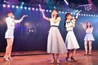 M8「最後にアイスミルクを飲んだのはいつだろう?」=AKB48『僕の夏が始まる』公演 公開ゲネプロより (C)ORICON NewS inc.