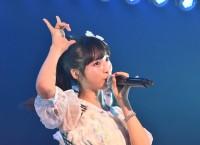 小栗有以=AKB48『僕の夏が始まる』公演 公開ゲネプロより (C)ORICON NewS inc.