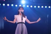 柏木由紀=AKB48『僕の夏が始まる』公演 公開ゲネプロより(C)AKS