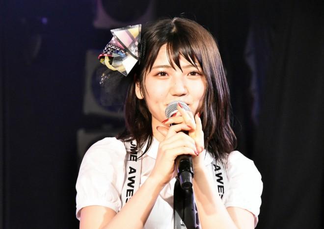 村山彩希=AKB48『僕の夏が始まる』公演 公開ゲネプロより (C)ORICON NewS inc.