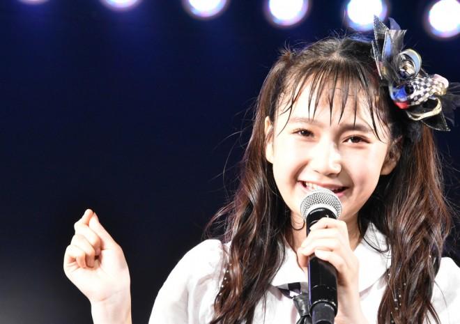 鈴木くるみ=AKB48『僕の夏が始まる』公演 公開ゲネプロより (C)ORICON NewS inc.
