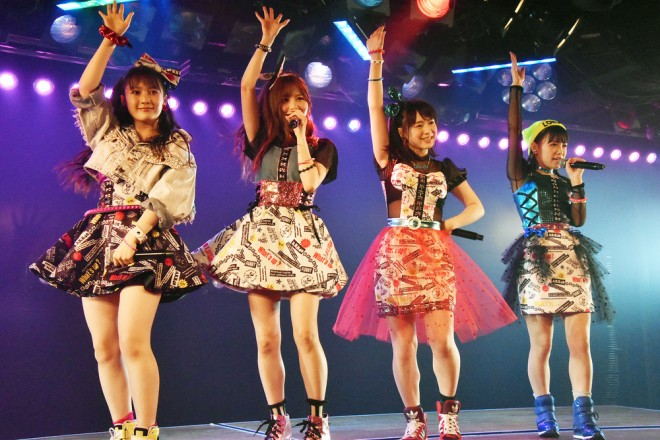 M6「Oh!Baby!」=AKB48『僕の夏が始まる』公演 公開ゲネプロより (C)ORICON NewS inc.