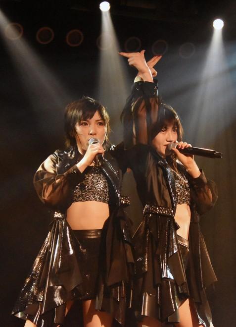 M7「女神はどこで微笑む?」=AKB48『僕の夏が始まる』公演 公開ゲネプロより (C)ORICON NewS inc.
