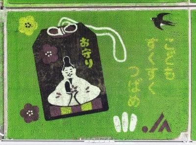 新潟『学問の神様 菅原道真公(天神様)』画像提供:燕市