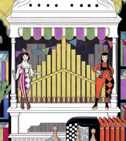 チャラン・ポ・ランタン『いい過去どり』ジャケット写真【CD+DVD】