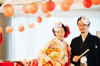 親世代も一緒になって楽しむ 画像提供:CRAZY WEDDING