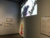 『かぐや姫の物語』(C)2013 畑事務所・Studio Ghibli・NDHDMTK=『高畑勲展─日本のアニメーションに遺したもの』東京国立近代美術館で開催中(7月2日〜10月6日)