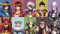 第25回参院選の高知県の啓発キャラクターに起用された人気ゲーム『戦国BASARA』のキャラクター