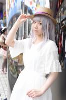 『NEWレイヤーズ★パラダイス』コスプレイヤー・時雨さん<br>(『バンドリ』湊友希那)