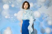 1stシングル「ファーストフライト」を発売する杏沙子