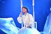 日本武道館でデビュー20周年記念コンサートを開催した氷川きよし (7月12日=東京・日本武道館)