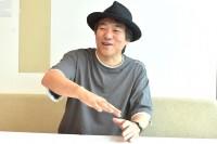 7月24日に『大河ドラマ「いだてん」オリジナル・サウンドトラック 後編』、『GEKIBAN2-大友良英 サウンドトラック アーカイブス』を同時リリースした大友良英 (C)oricon ME inc.