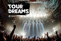 「TOUR DREAMS」(SPACE SHOWER BOOKS)書影