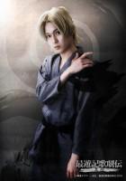 『最遊記歌劇伝 -異聞-』では、主演を務めた田村心 (C)峰倉かずや・一迅社/最遊記歌劇伝旅社