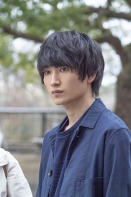 「新人賞」を受賞した金子大地(C)NHK