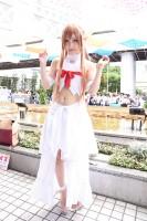 『世界コスプレサミット2019 in TOKYO』コスプレイヤー・希林まおはさん<br>(『SAO』ティターニア)