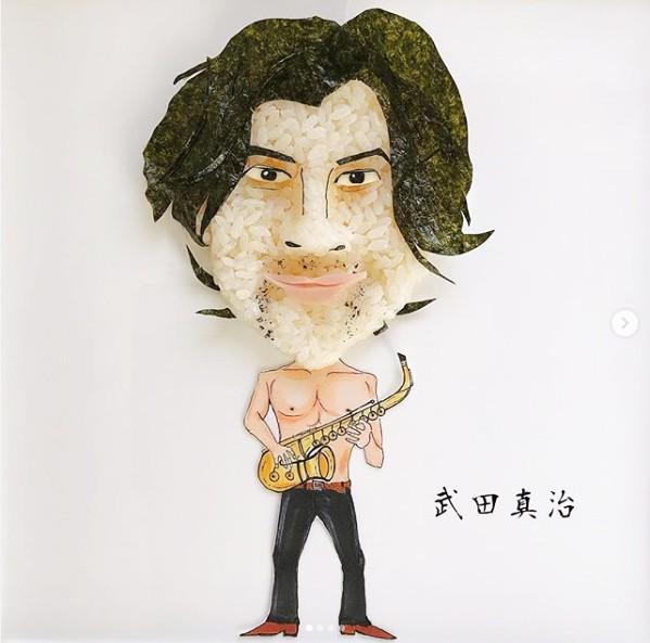 「果たして武田真治さんは、カッコいいのか?笑っていいものなのか?彼はどこに向かっているのか??」制作&写真/堀はるか