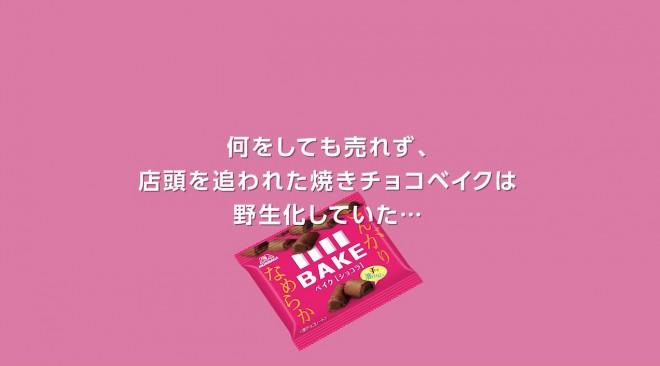 森永製菓「ベイクを買わない理由 買い取りキャンペーン」ホームページ