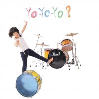 """よよかの家族バンド""""かねあいよよか""""の全国流通盤『YO-YO-YO?』のジャケット写真"""