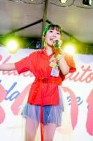 8月16日に開催された斉藤朱夏バースデーフリーライブ(写真:Viola Kam)