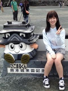 整形前の山田麗さん(写真/本人提供)