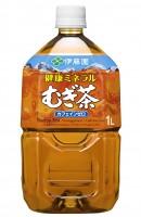 1リットルの『健康ミネラルむぎ茶』