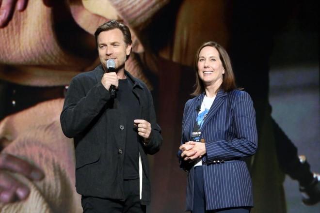 ユアン・マクレガーがオビ=ワン・ケノービ役で主演する新シリーズの制作を発表