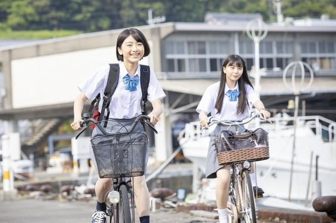 『ひなたの佐和ちゃん、波に乗る!』(C)NHK