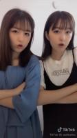 """""""リアル双子ダンス""""で話題の「りかりこ」"""