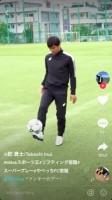 スポーツ動画の一例
