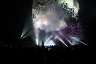 今年1月12、13日に舞浜アンフィシアターで開催された、第三弾公演『Chevre Note 〜シェーヴルノート〜』の模様(C)READING HIGH