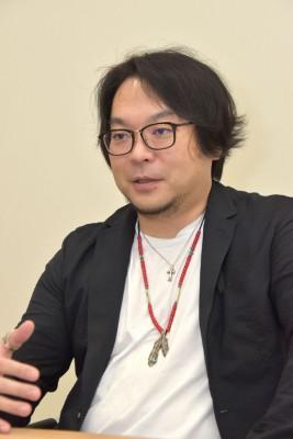 新感覚音楽朗読劇シリーズ「READING HIGH」シリーズのすべての脚本・演出を手掛ける藤沢文翁氏