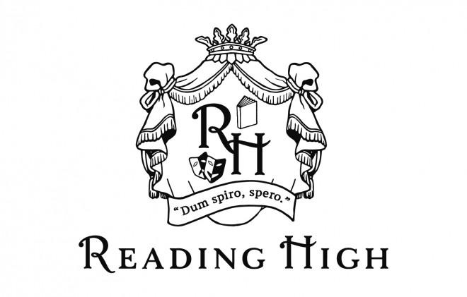 3.5次元音楽朗読劇 READING HIGHシリーズのロゴ
