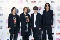 『VIDEO MUSIC AWARDS JAPAN 2019』に出演したGLAY