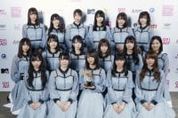 『VIDEO MUSIC AWARDS JAPAN 2019』に出演した日向坂46