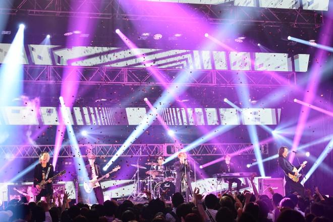『VIDEO MUSIC AWARDS JAPAN 2019』でライブを行ったGLAY