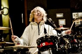 ドラムのTomoya