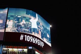 突如、ジャパンツアーを目前に控えたONE OK ROCKのリハーサルの模様が放映された
