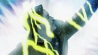 『ブラックサンダー』の新WEBCM「泣ける!?ブラックサンダーMATT 愛の戦士誕生」篇より