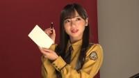 『ルルルン年賀状』メイキング動画より