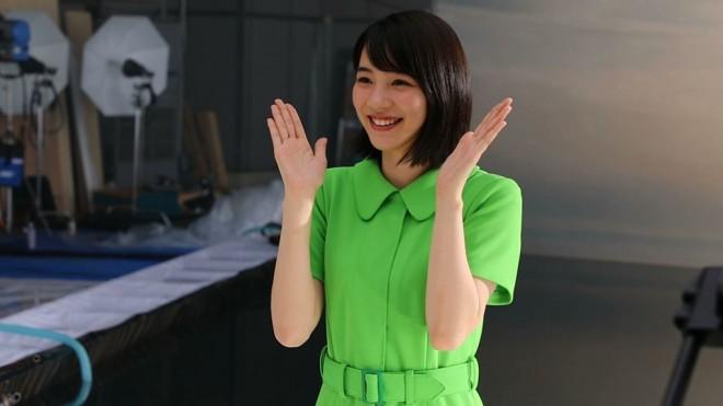 JA全農いわて『いわて純情米』の新CM「稲の想い」篇 メイキング動画より