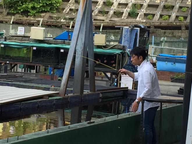 福田こうへいのプライベートショット(6月26日、都内での仕事の空き時間にて)