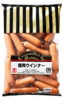 【業務スーパー】2019年上半期売上2位「徳用ウインナー(1kg460円)」